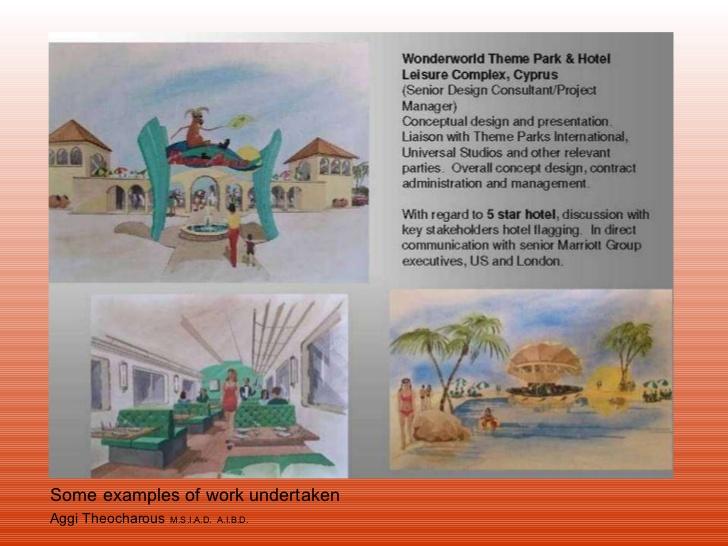 Concept for Theme Park